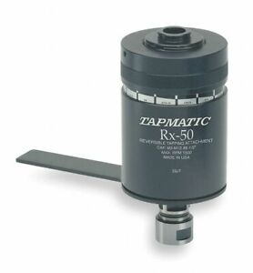 Tapmatic Tapping Head 33 Jt 2000 Rpm 6 1 2 Cap 15033 1 Each