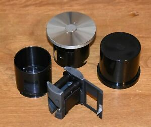Vintage Carl Zeiss Photomicroscope I Film Magazine And Holder Great Shape