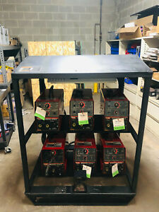 Lincoln Invertec V275 6 pack Multioperator Welder