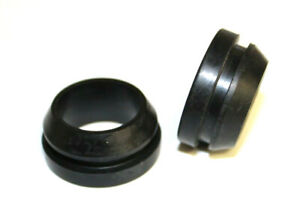 Rubber Breather Grommets Kit 1in Id And 1 1 4in Od 2 Sbc Bbc Sbf Mopar