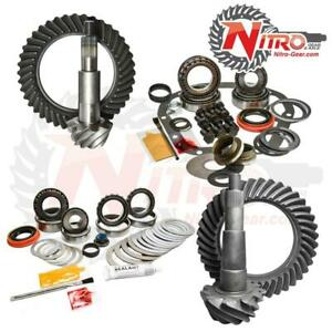 4 11 Ratio 11 Ford F250 350 Gear Package Kit Nitro Gear And Axle
