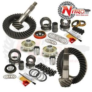 4 30 Ratio Toyota 70 Series Gear Package Kit Nitro Gear And Axle