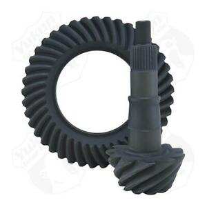 3 73 Ratio High Performance Yukon Ring Pinion Gear Set For Ford 8 8 Reverse