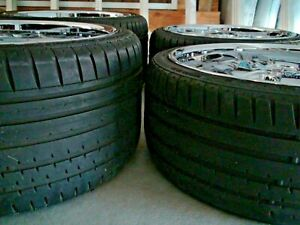 Fits Most Mercedes Benz Lowenhart Lsr Rims Continental Tires Free Tire shipping