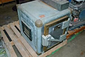 Braden Shielding Systems 648731 Radio Frequency Shielded Isolation Chamber Rf