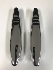 1938 1939 Chevrolet Pr Bumper Guards Newly Triple Plated
