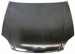 Hood For 99 2000 Honda Civic Primed Steel