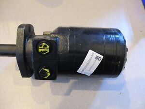 Parker Tg 0530 Hydraulic Spinner Motor Tg0530as580aalf Made In Usa