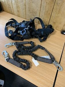 Ultra Safe Safety Harness Pf96305pt Sm largew Ultra safe Absorbing Y Lanyard T3