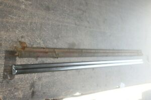 1955 Plymouth Nos 1592476 Right Lower Front Fender Molding Br