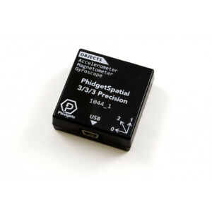 Phidgetspatial Precision 3 3 3 High Res 3 Axis Compass gyroscope accelerometer