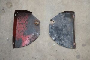 48 49 50 51 52 1951 Ford Truck Fender Extensions