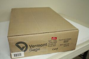 Vermont Gage 101100500 250 500 Pin Set not Calibrated