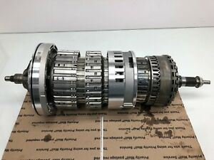 2008 Bmw 650i Zf 6hp28 Automatic Transmission 6 Speed Planetary Gears Assembly