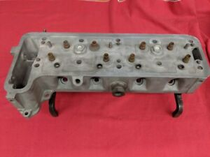 Early Mercedes Benz 190sl Cylinder Head Cast 121 010 38 20 Oe 121 010 99 20