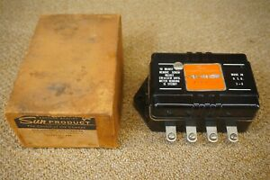 60s 70s Sun Eb 37a Tachometer Transmitter For 8 Cyl Engines Vertex Magneto