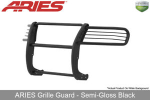 Aries Black Grille Brush Guard 1pc 2006 2010 Ford Explorer 2007 2010 Sport Trac