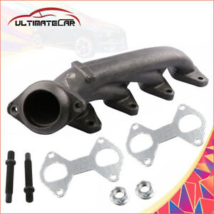 Right Exhaust Manifold Kit For Ford Expedition F150 F250 F350 Lincoln Navigator