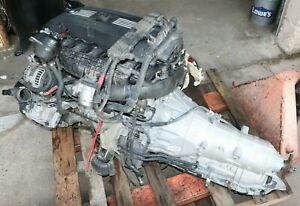 Engine And Transmission Complete N54 Oem Bmw E88 E90 E92 E93 Guaranteed Tested