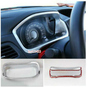 Instrument Gauge Panel Chrome Cover Trim For Honda Cr V Crv 2012 2016