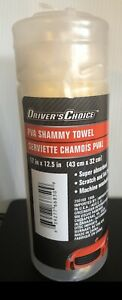 Pva Drying Chamois Shammy Towel Car Truck Boat Rv