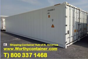 40 New Shipping Container 40ft One Trip Shipping Container In Houston Tx