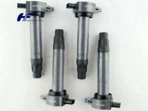 New C1587 Uf557 4606824ab Pack Of 4 New Ignition Coils For Dodge