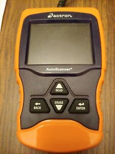 Actron Cp9670 Auto Scanner Trilingual Obd Ii Scan Tool