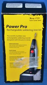 Iso tip Power Pro Soldering Iron Kit Model 7904