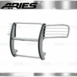 Aries Fits 2011 2014 Gmc Sierra 2500 Hd Sierra 3500 Hd Brush Guard