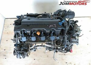 06 11 Honda Civic Ex 1 8l Sohc Vtec Engine With Auto Transmission Jdm R18a Motor