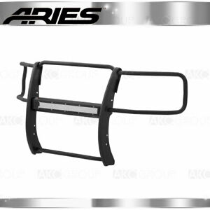 Aries Fits 2014 2016 Gmc Sierra 1500 Brush Guard