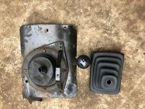 1997 2001 Jeep Wrangler Tj Gear Shift Boot Bezel Knob And Cover