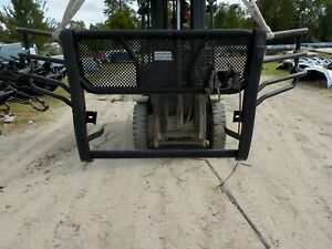 Ranch Style Grille Guard Chevy 2500hd 3500 2011 2012 2013 2014 Bb1011q
