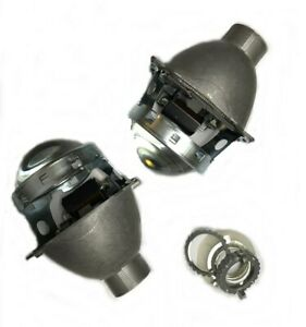 D2s Bixenon G5 G5r Hid Low And High Beam 3 Projector Lens Threaded Shaft Free
