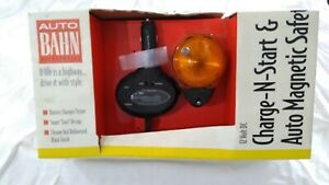 Auto Bahn Charge And Start Safety Emergency Magnet Light Battery Charger Tester