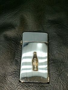 Vintage Scripto Butane lighter Coca Cola  LIGHTER Coke