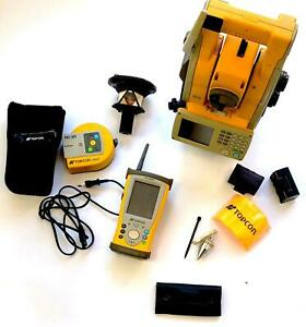 Topcon Robotic Total Station Gpt 9005a