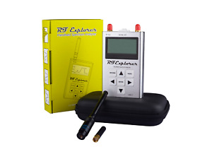 Rf Explorer 3g Combo With Eva Carrying Case Power Limiter And Sma Termination