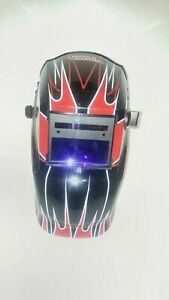 Lincoln Electric Welding Hood With Auto Darkening Lens S27978 140