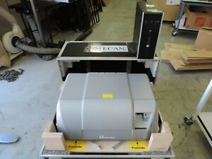 Tecan Ls Reloaded Dual channel Microarray Scanner System type Ls300
