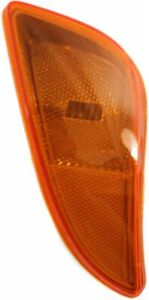 Turn Signal Light For 2009 2013 Mazda Mx 5 Miata Plastic Lens Passenger Side