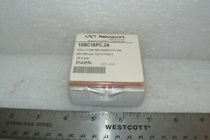 Newport 10sc16pc 24 Uv Laser Line Polarizing Cube Beam Splitter 351 355 Nm New