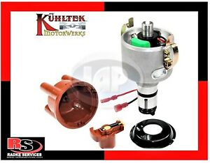 Vw 009 Styled Electronic Distributor Uses All Bosch Parts Bug From Radke 009el