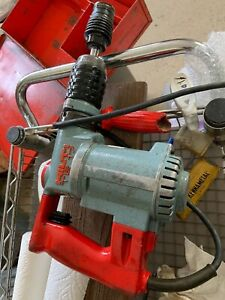 Hilti Te 17 Hammer Drill Concrete Masonry Impact Drill W Case And Extras Wow