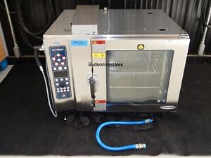 Alto Shamm Combitherm Gas Steamer Combi Cooking Convection Oven 7 14 Esg