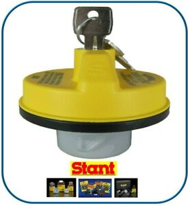 Stant 17511y keyed Alike Oem Type Locking Gas Cap For Flex E85 Fuel Tank