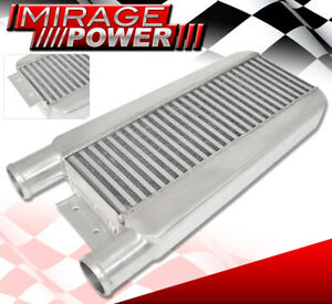23 X11 X3 Turbo Intercooler Same Side Inlet Outlet Camaro Cavalier Chevy