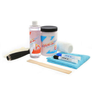 Dry Erase Paint 100 Square Foot Kit clear Remarkable