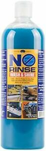 Optimum No Rinse Wash Shine Safe For All Vehicle Surfaces Protects Car 32 Oz